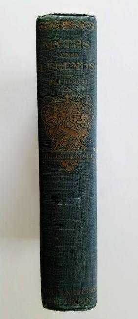 "The Golden Age Enlarged Revised Ed ""The Age of Fable"" - 3"