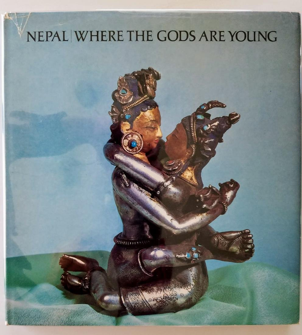 Nepal, Where the Gods are Young.