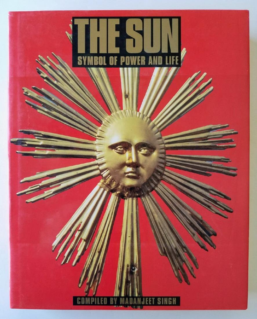 The Sun. Symbol of Power and Life.