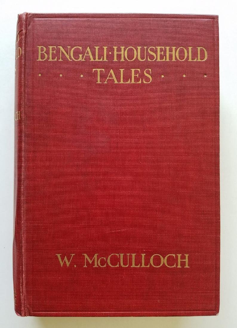Bengali Household Tales. First edition 1912. - 2