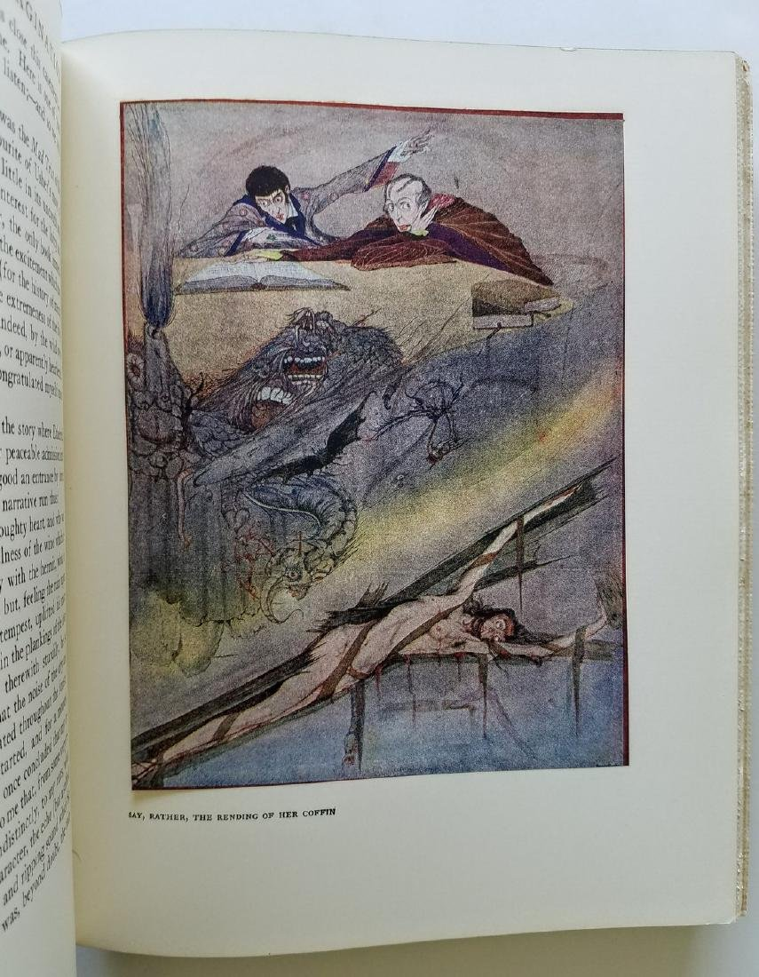 Harry Clarke. Tales of Mystery and Imagination. - 6