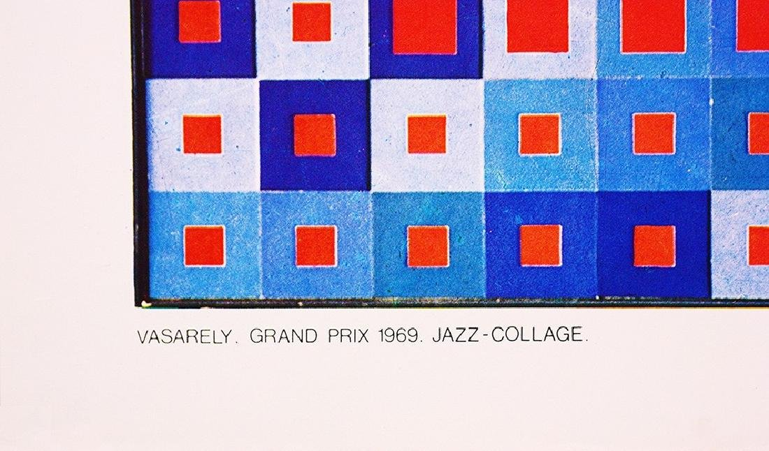 Victor Vasarely Festival International De La Peinture - 2