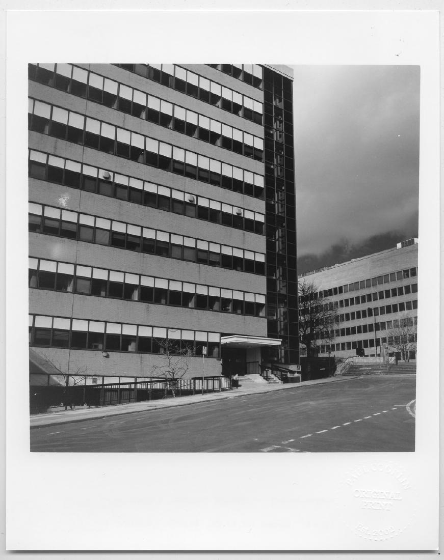 Paul Cooklin Office Block, Sheffield 2013