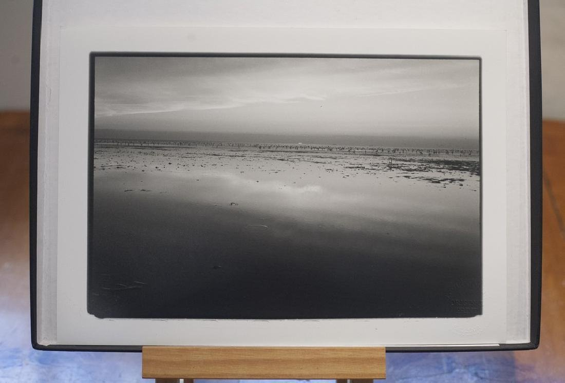 Paul Cooklin Calm, Heacham Beach, King's Lynn 2015