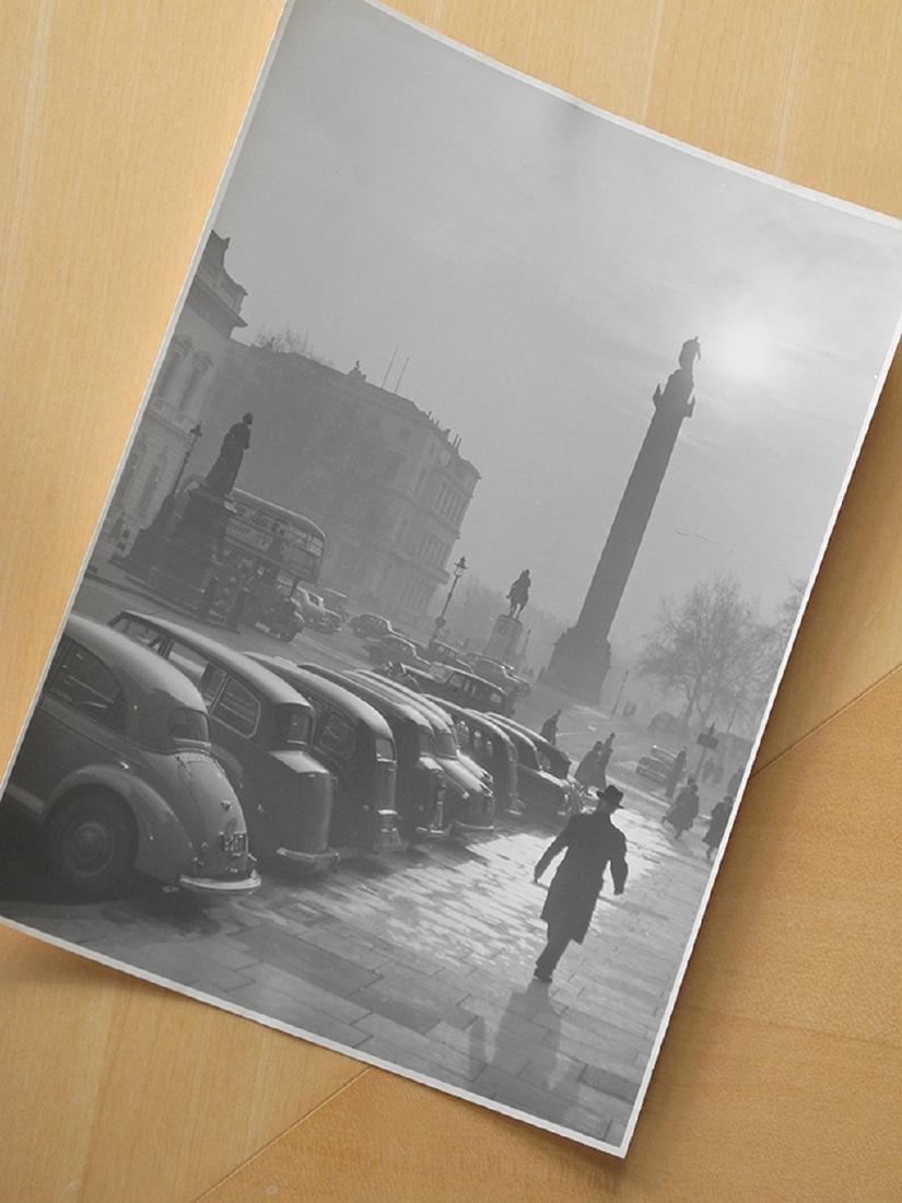 Kees Scherer Trafalgar Square - London - 1959 - 3