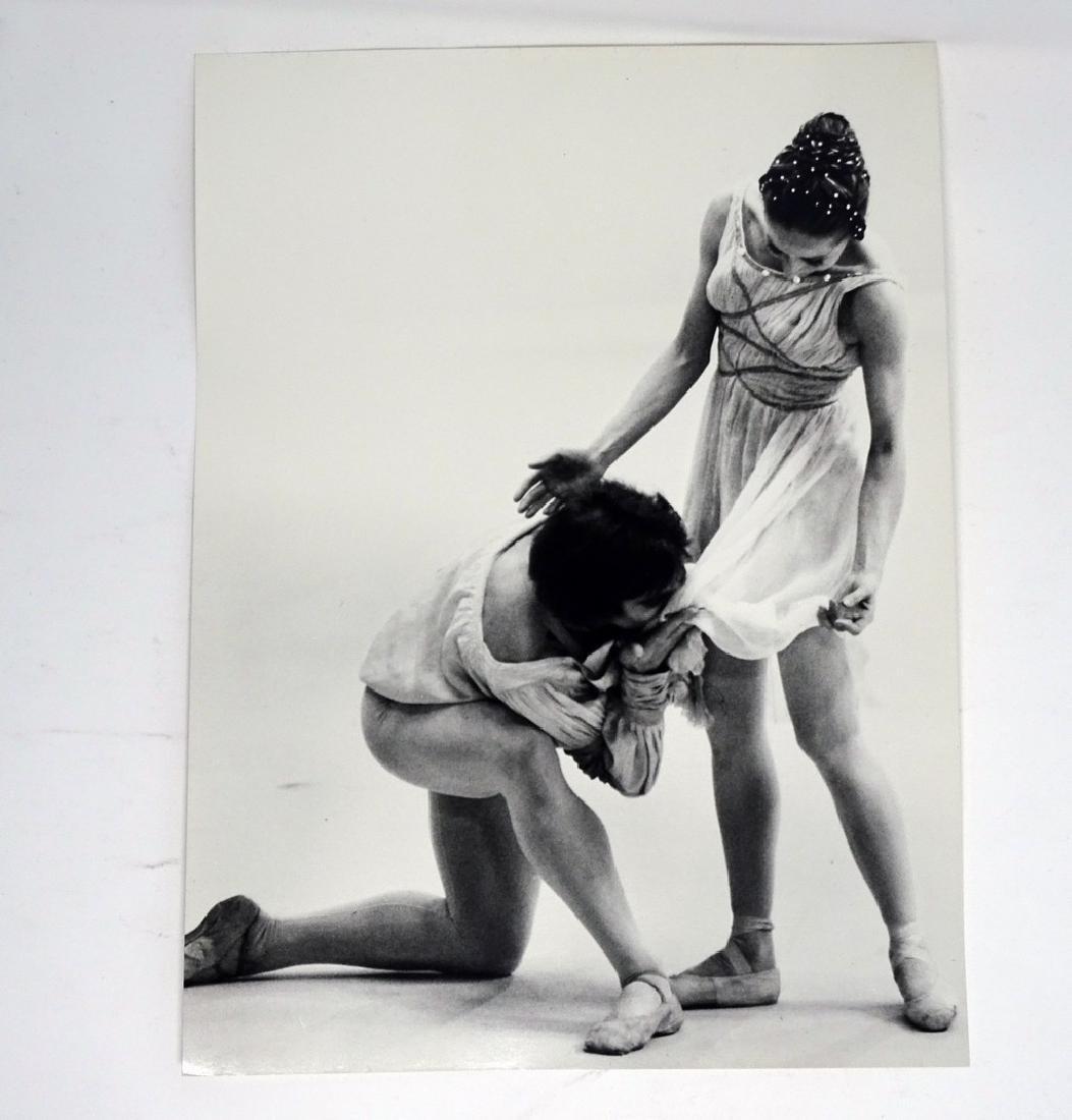 Rudolf Nureyev Scoper Features 1970's Gelatin Print