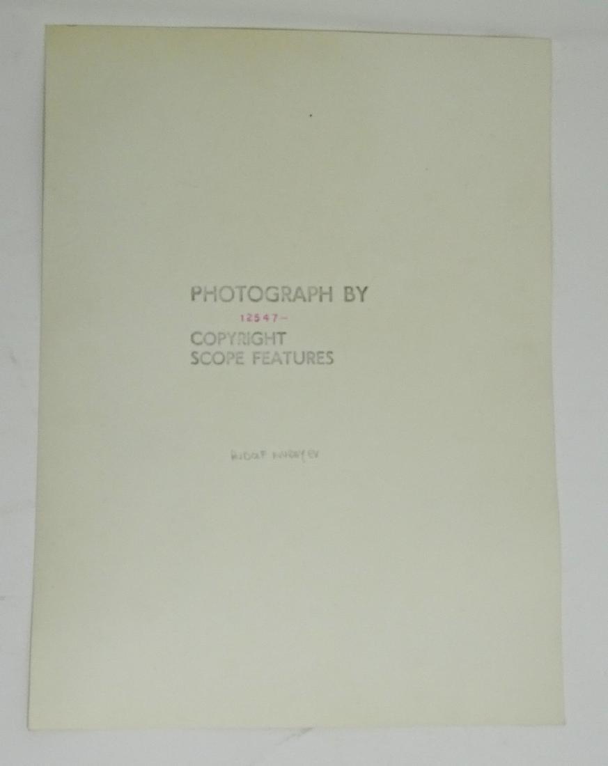 Rudolf Nureyev Scoper Features 1970's Gelatin Print - 4