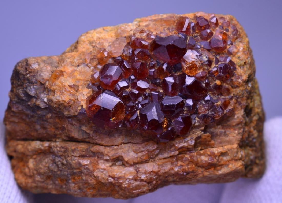 115 Grams Garnet Specimen