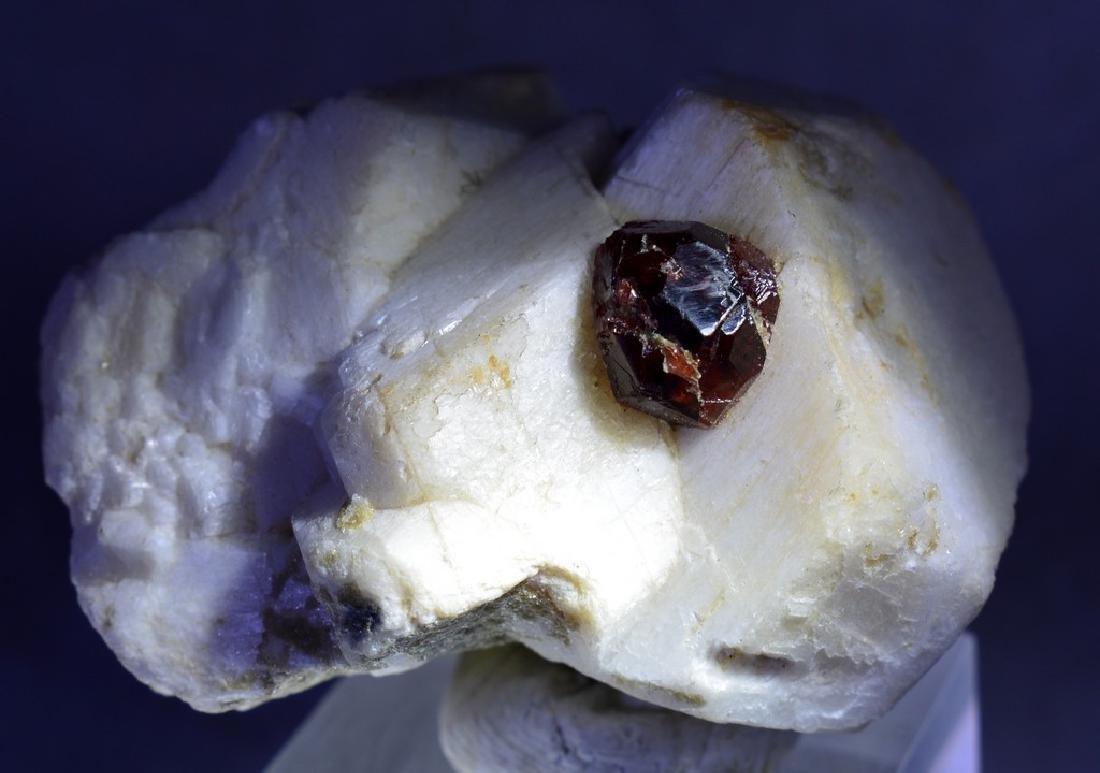 Fine Garnet Specimen - 4