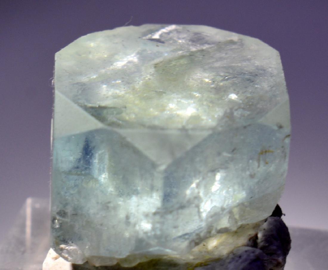 Fine Aquamarine crystal