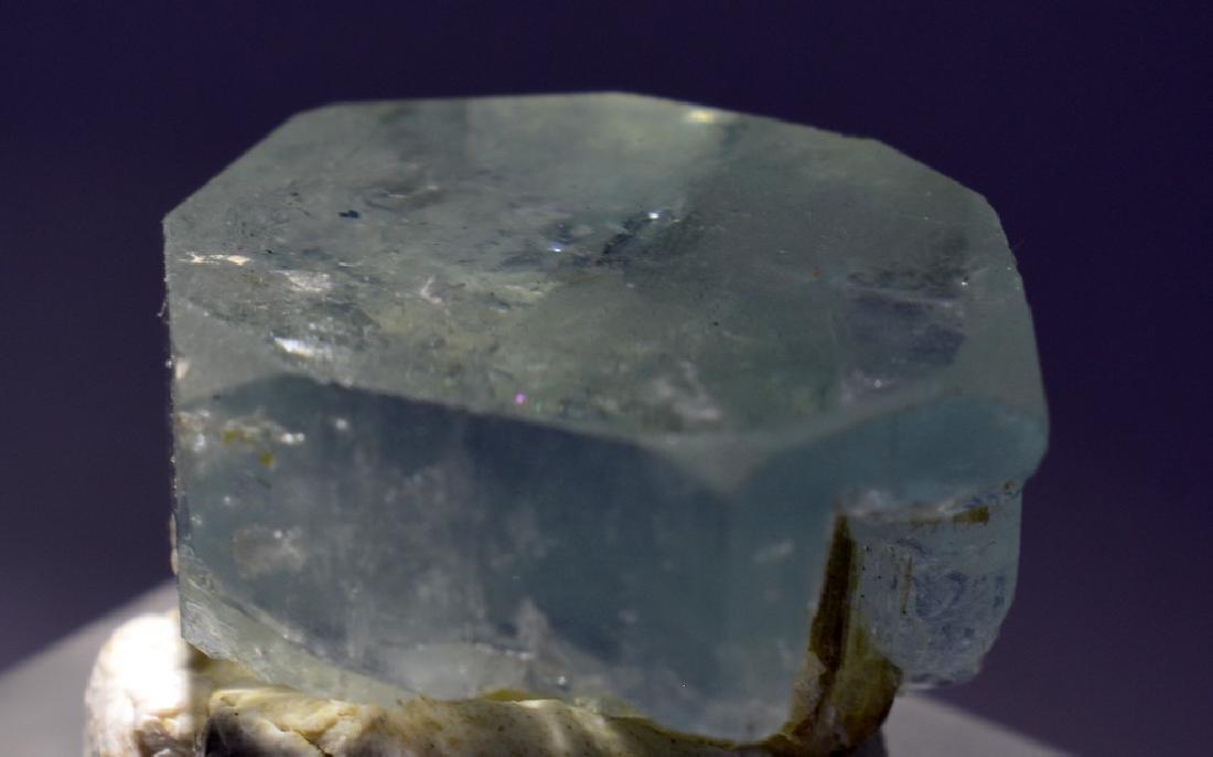 Fine Aquamarine crystal - 2