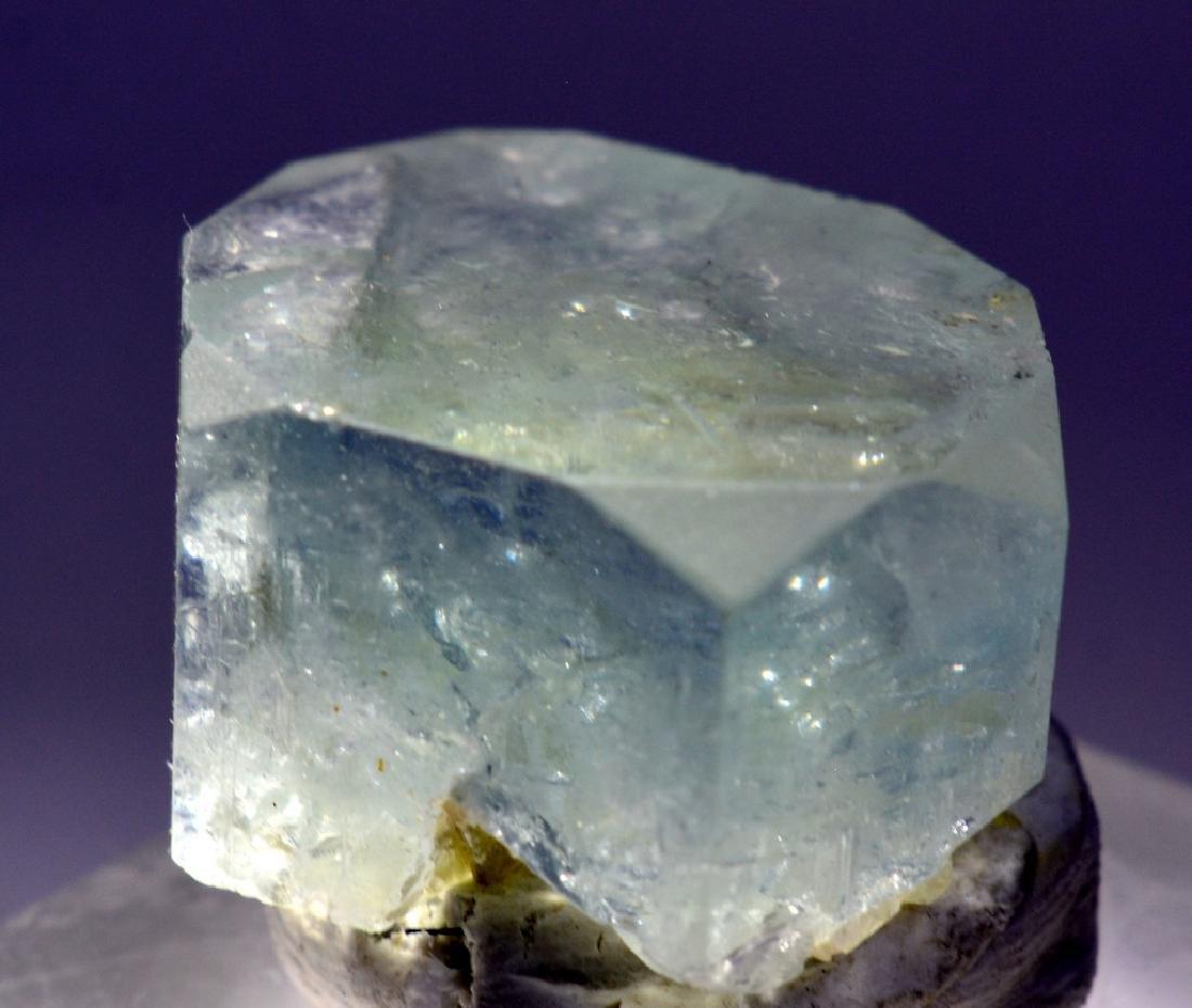 Fine Aquamarine crystal - 3