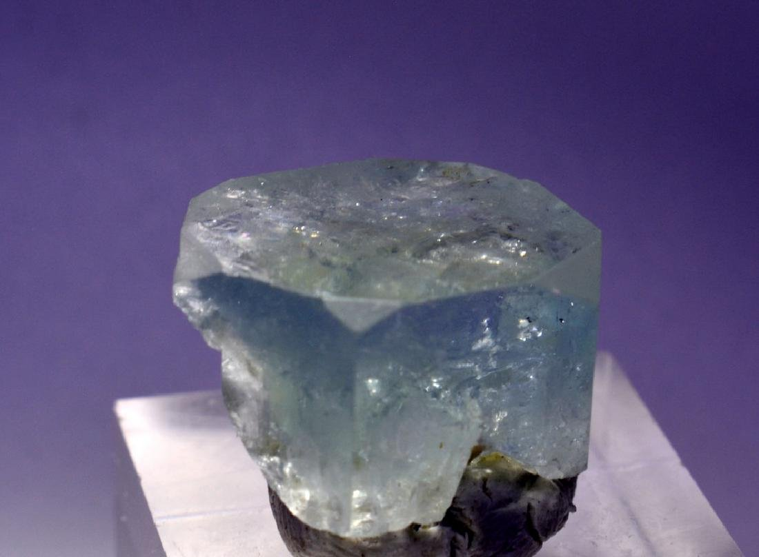Fine Aquamarine crystal - 4