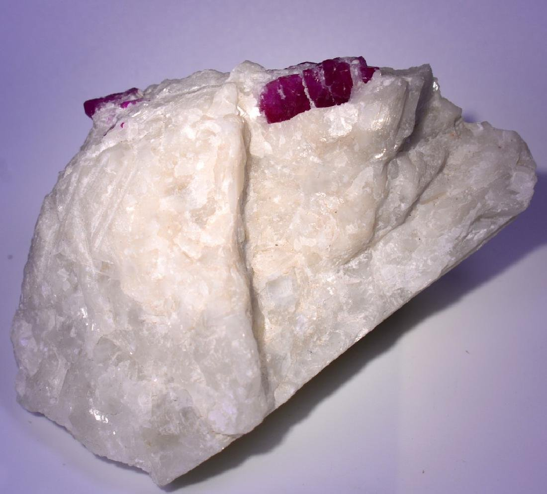 Natural Ruby Specimen