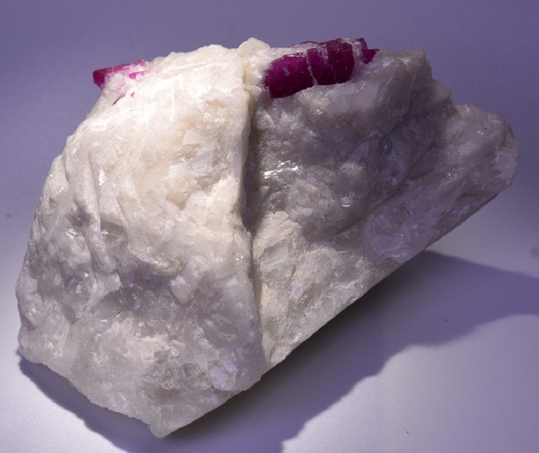 Natural Ruby Specimen - 2