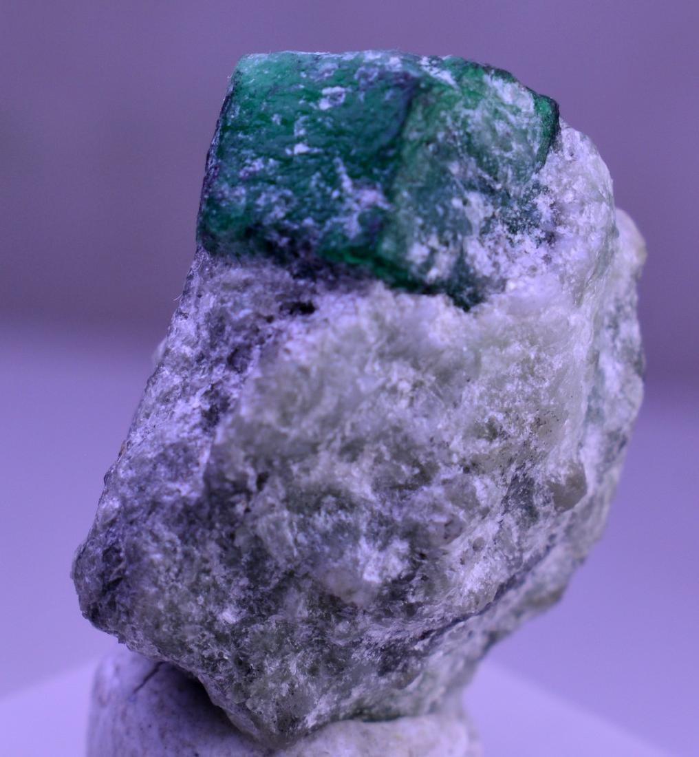 Natural Emerald Specimen