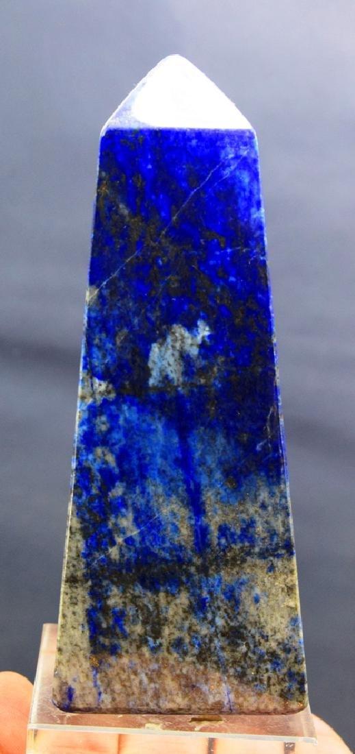 399 Gram lapis lazuli obelisk
