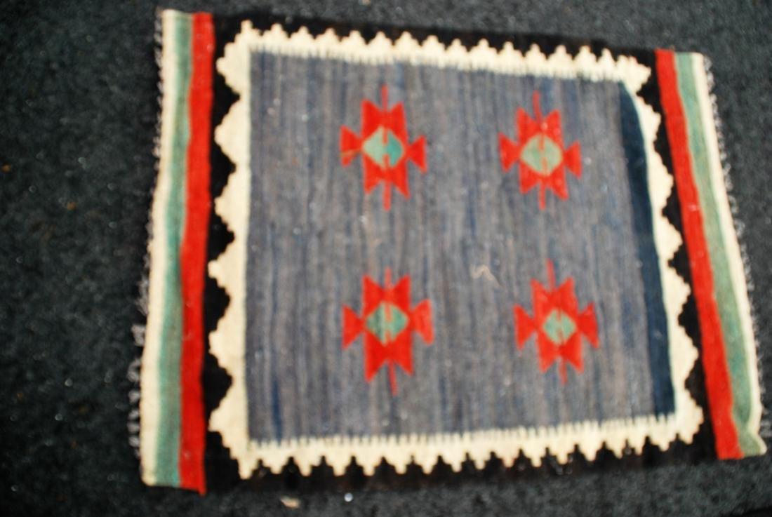 Excellent Vintage Tribal Kilim Rug 3.6x2.6