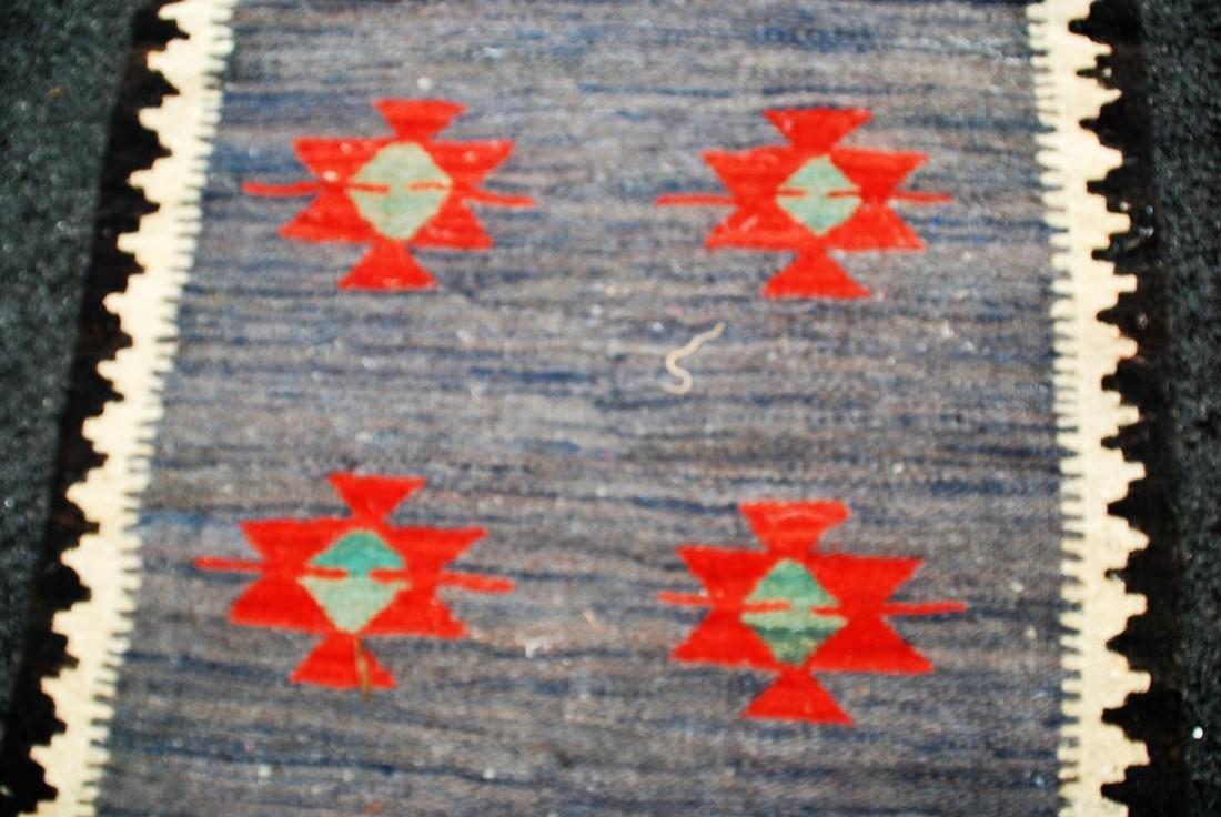 Excellent Vintage Tribal Kilim Rug 3.6x2.6 - 2