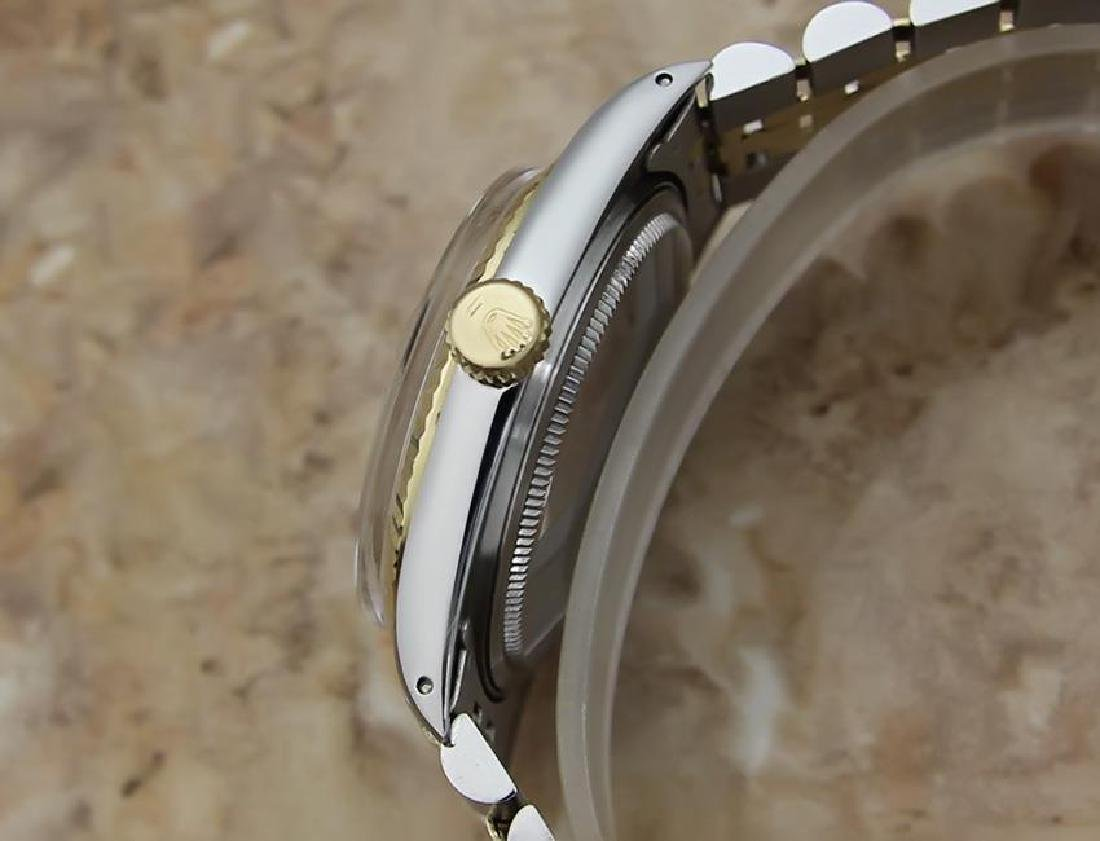 Rolex 1977 Mens 1601 Swiss Made Gold and Stainless - 4