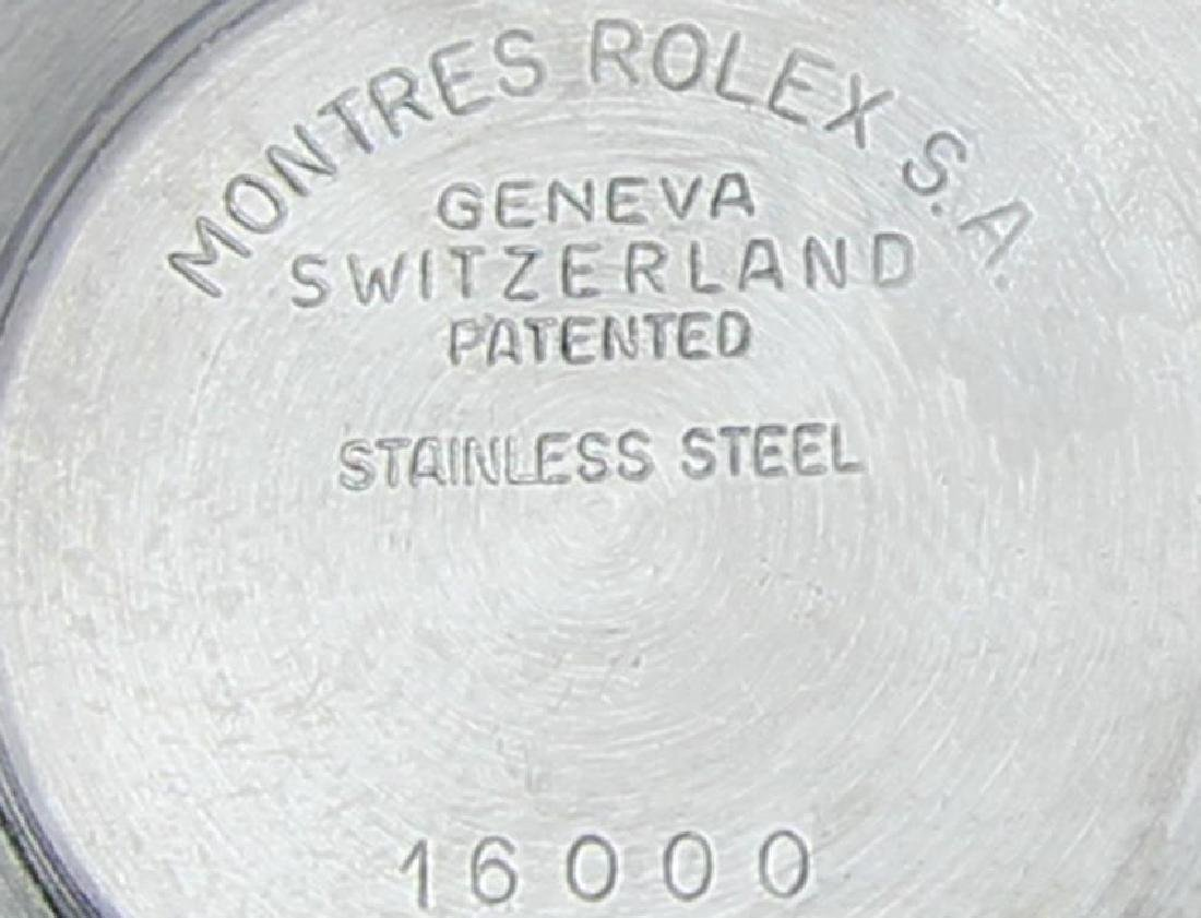 Rolex 1977 Mens 1601 Swiss Made Gold and Stainless - 7