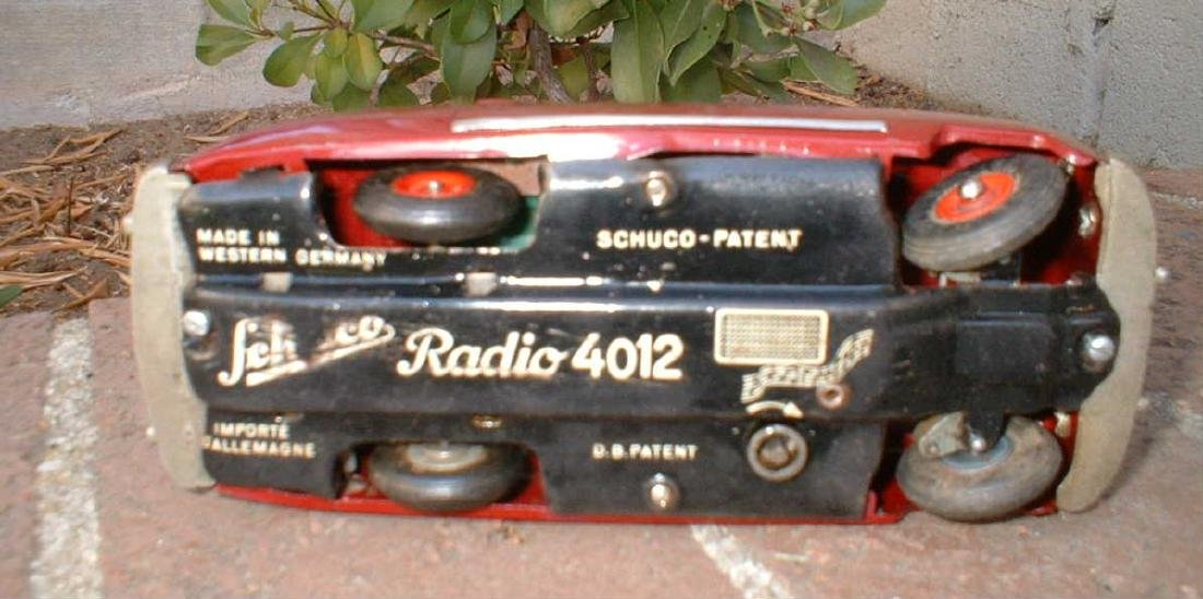 Schuco Radio 4012 - 5