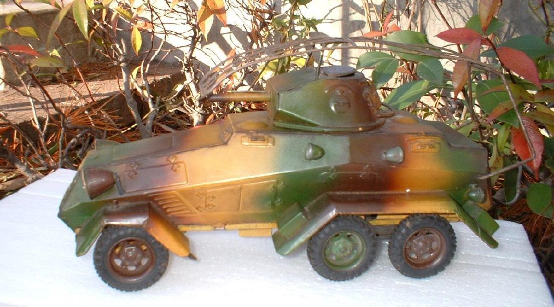"""1937 Lineol """"Panzerspahwagen"""" 1211 - 3"""