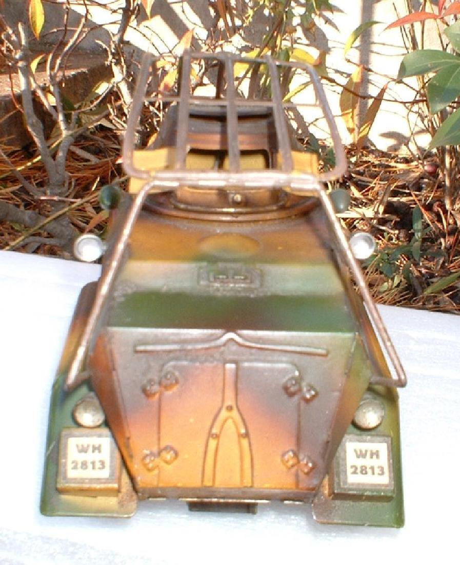 """1937 Lineol """"Panzerspahwagen"""" 1211 - 5"""