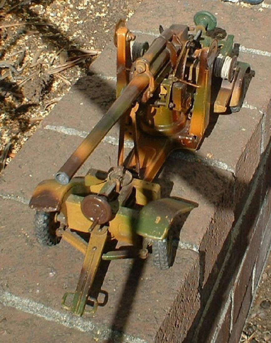 Lineol 1230 8x8 AA field gun - 2