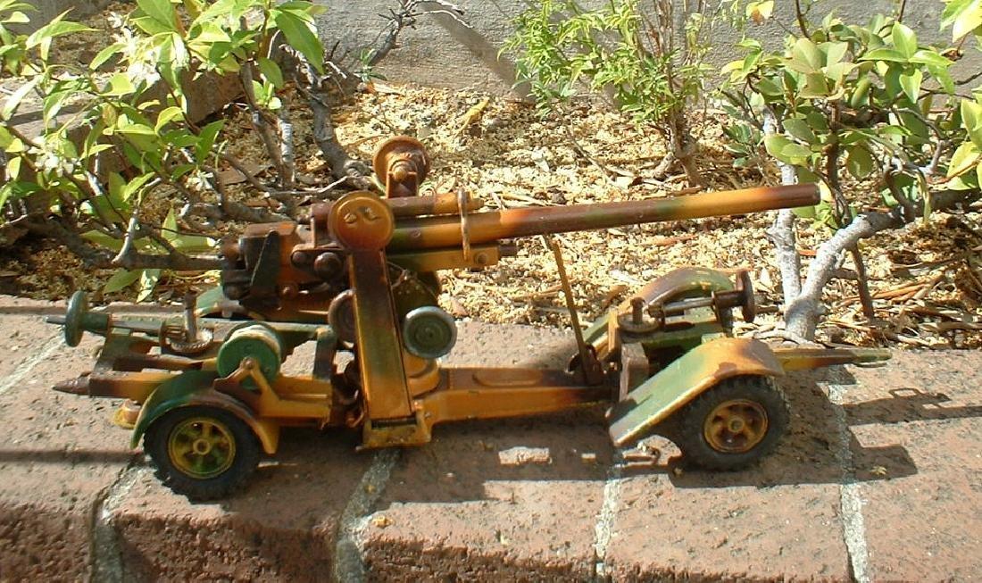 Lineol 1230 8x8 AA field gun - 3