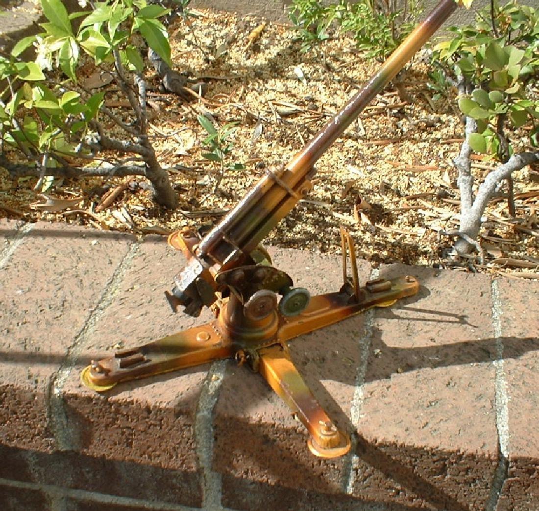 Lineol 1230 8x8 AA field gun - 4