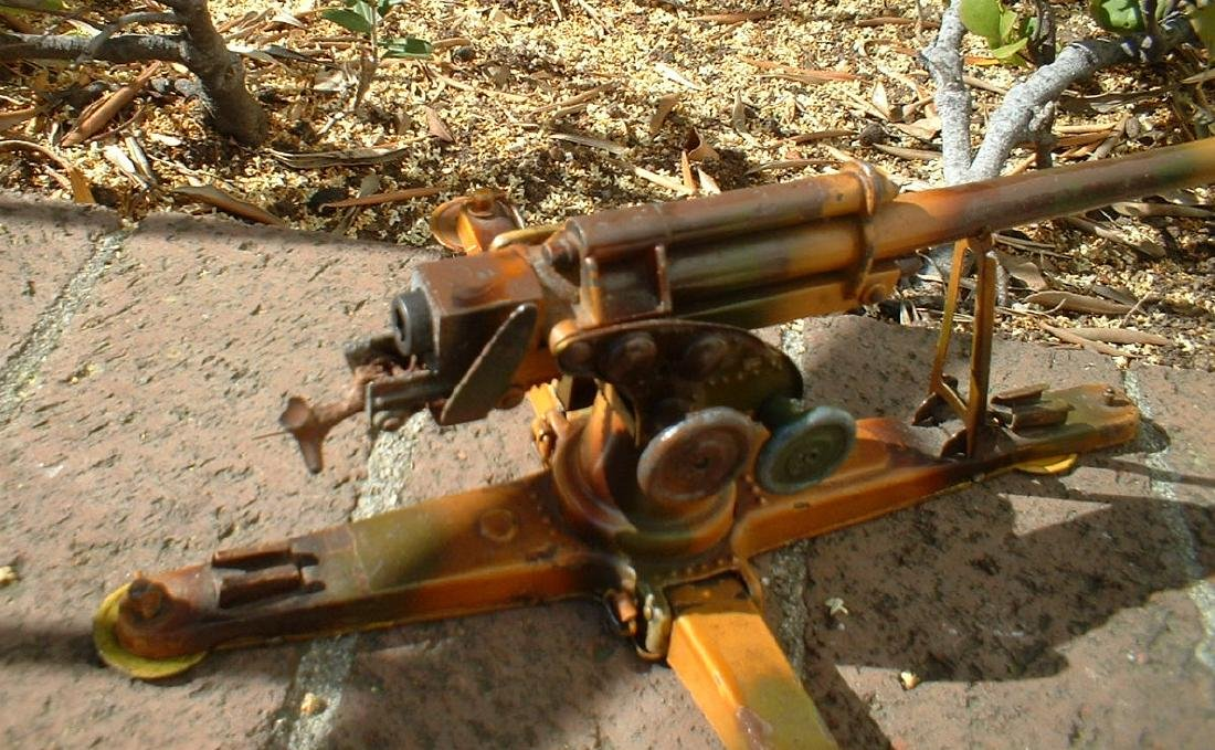 Lineol 1230 8x8 AA field gun - 5