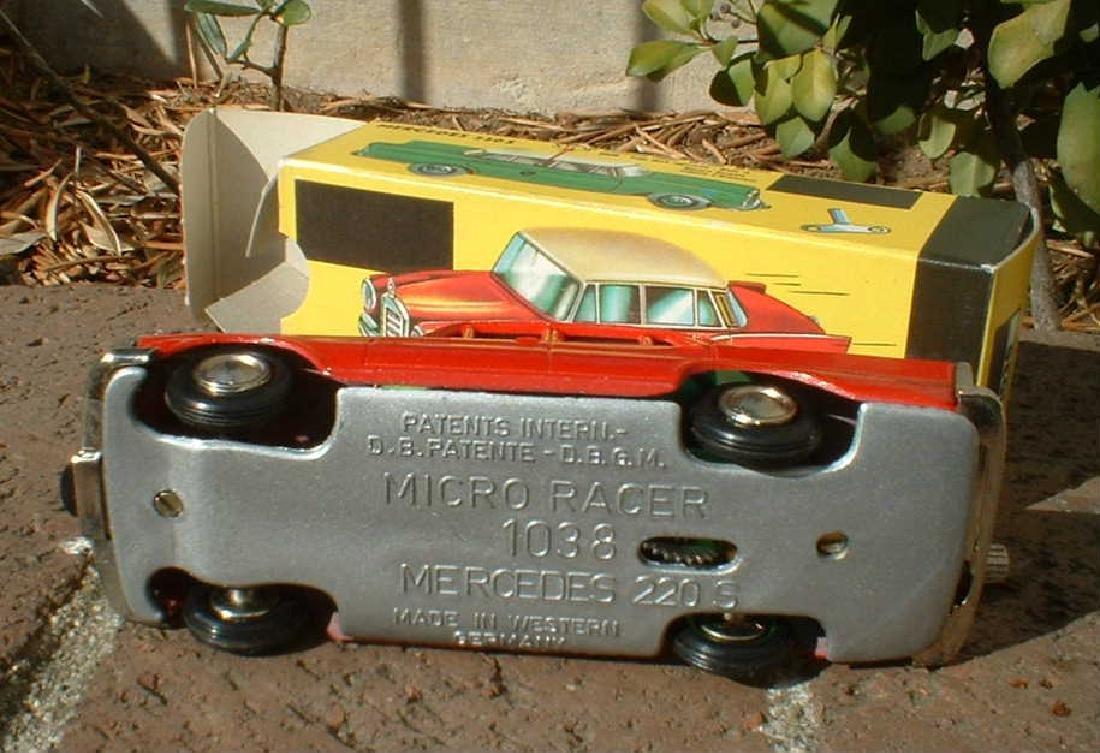 Schuco Microracer 1038 - 5