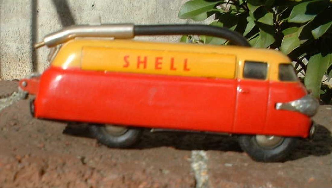 Schuco Shell truck 5601 - 2