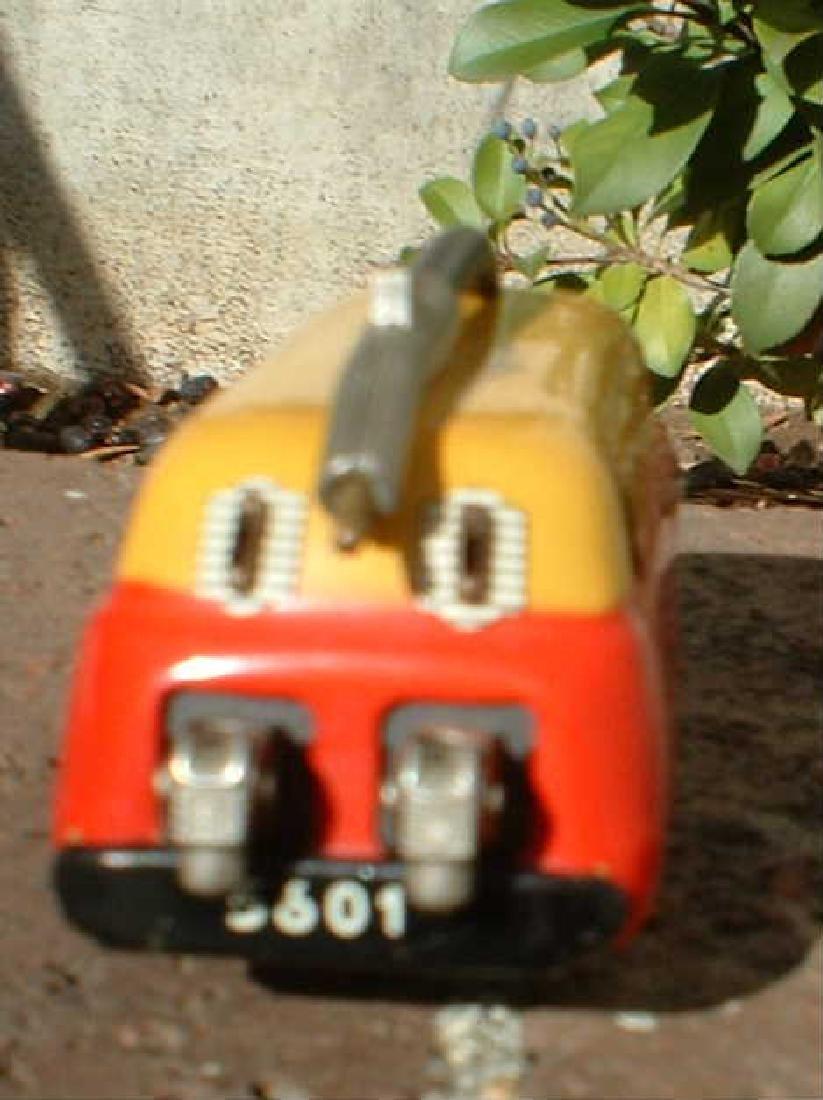Schuco Shell truck 5601 - 3