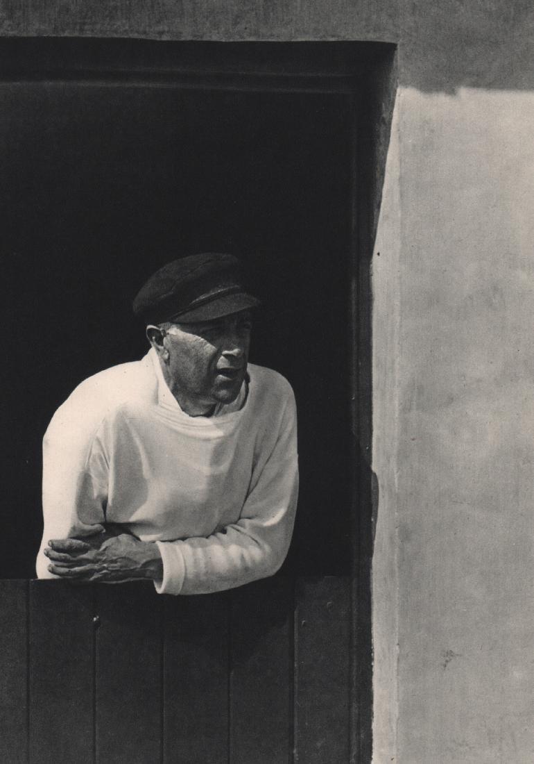 BILL BRANDT - Georges Braque