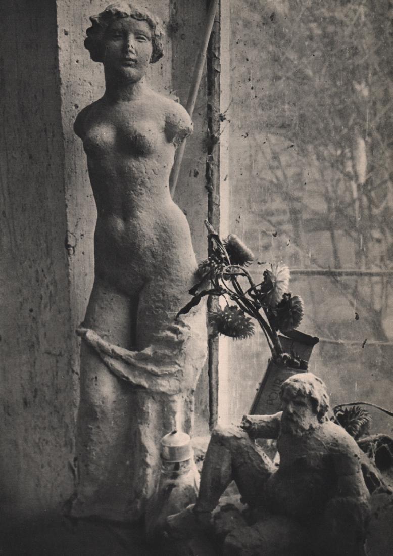 BRASSAI - Aristide Maillol Sculpture