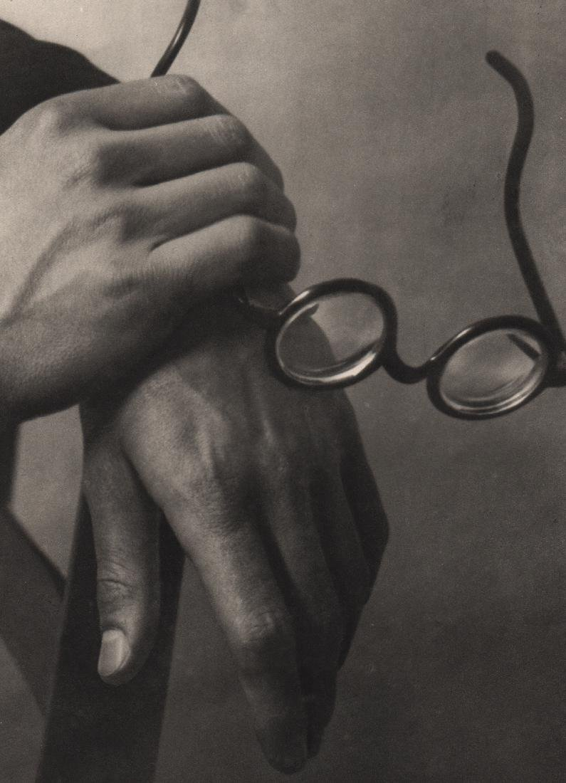 ANDRE KERTESZ - Paul Arma's Hands