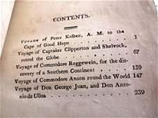 1817 Mavor Voyages Anson Around World
