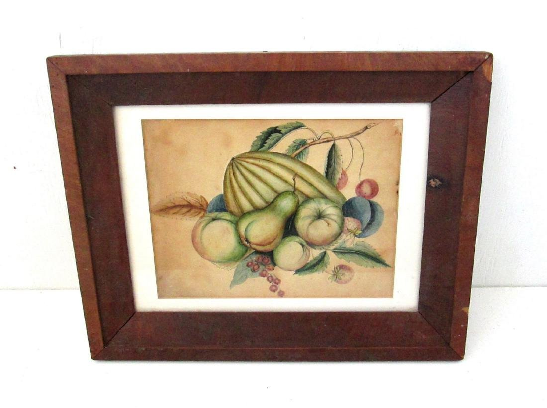 C 1820 Fruit Theorem Painting