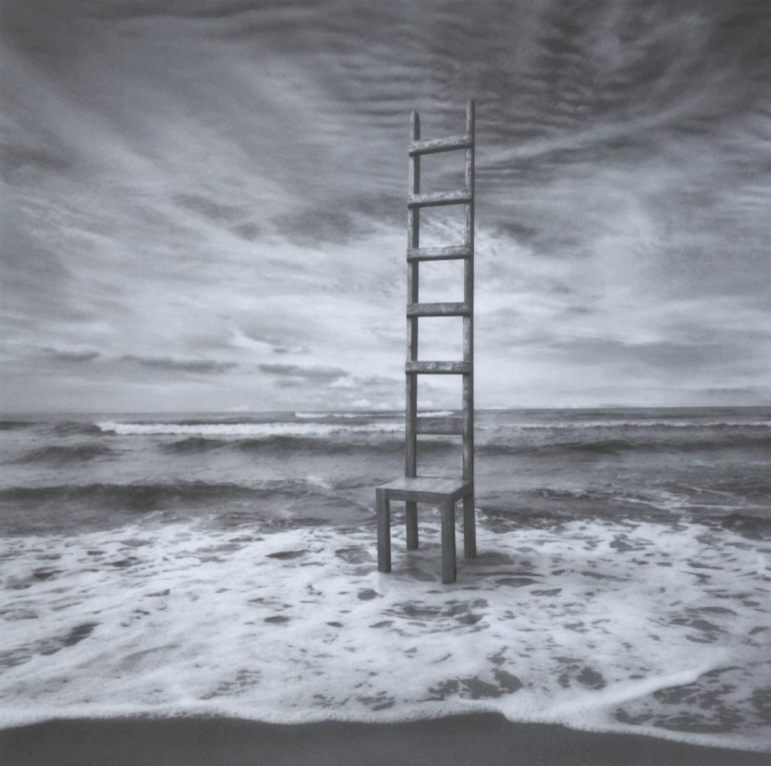 Dariusz Klimczak Print High Chair
