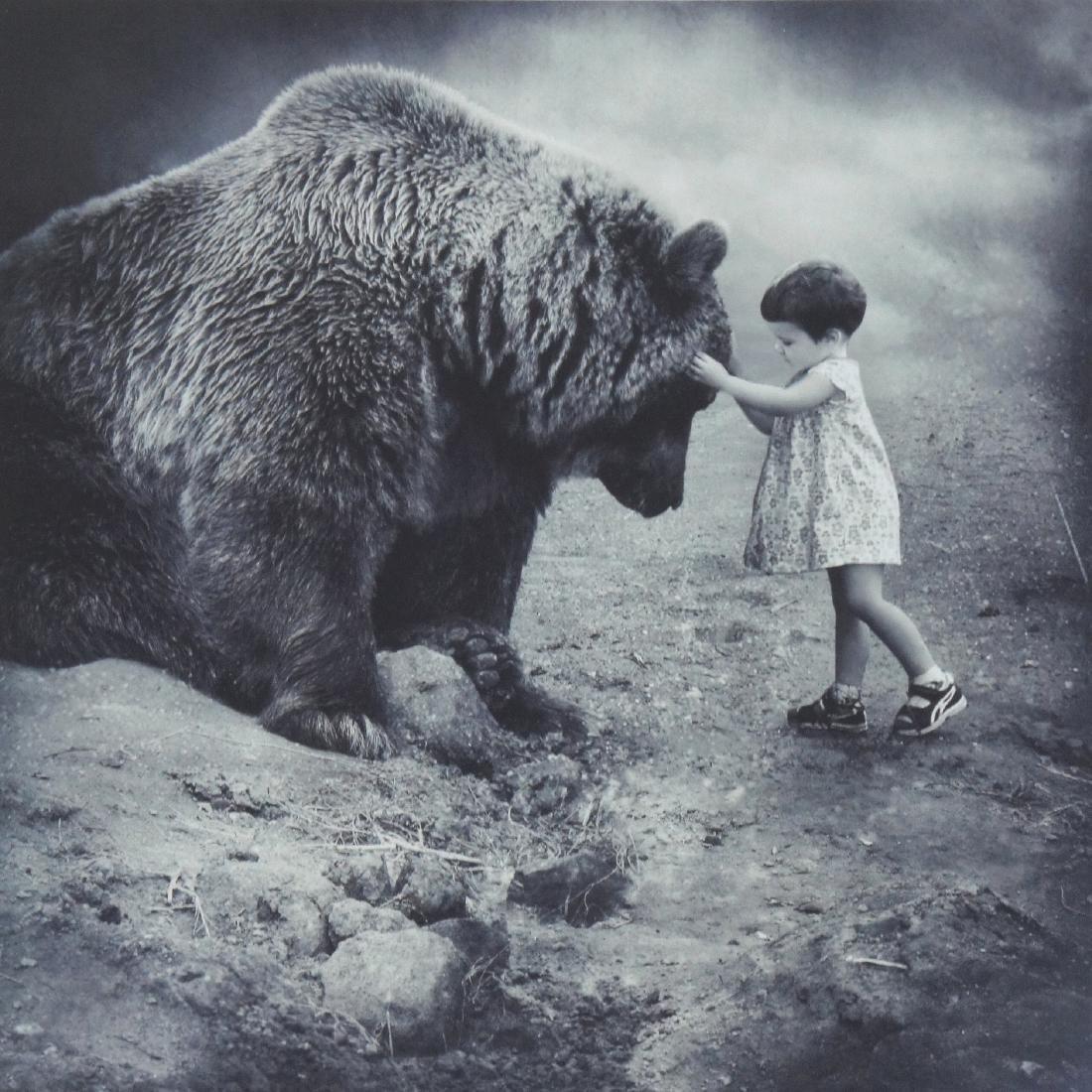 Sarolta Ban Print Bear Hug