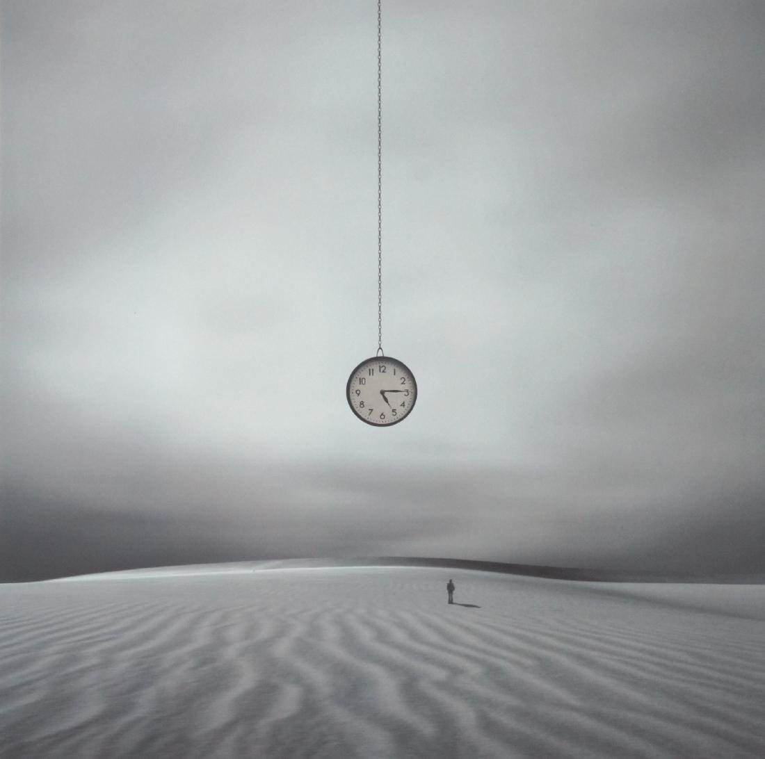 Philip Mckay Print Time Will Tell