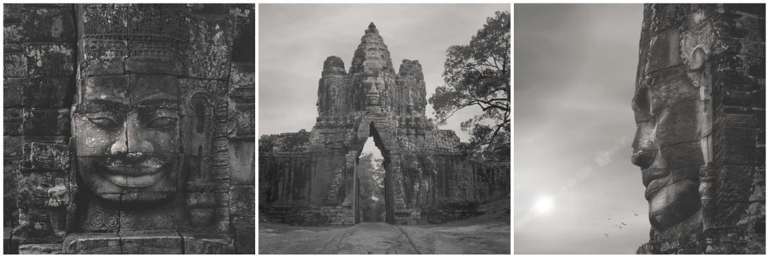 Art Grafts Print Angkor Suite