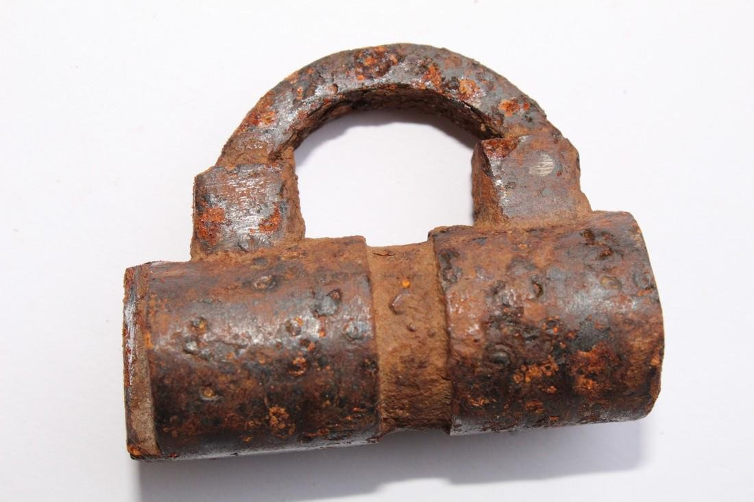 Post Medieval Iron Lock