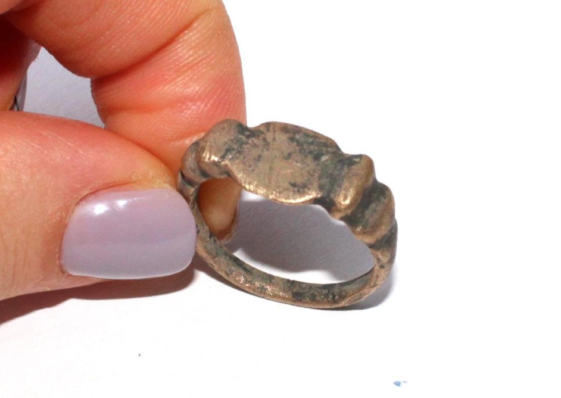 Late-Post Medieval Bronze Ring