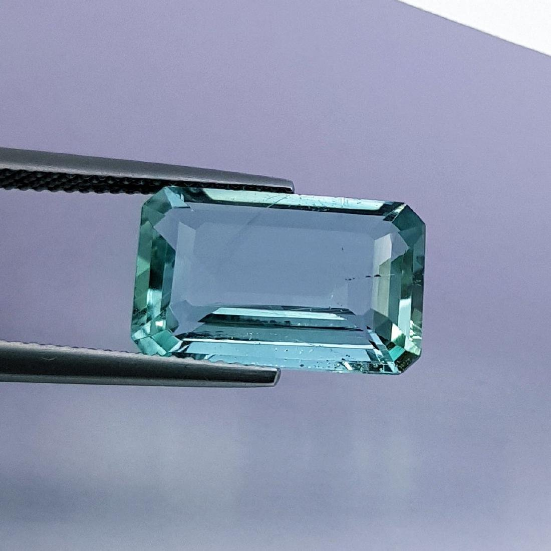Aquamarine - 6.88 ct