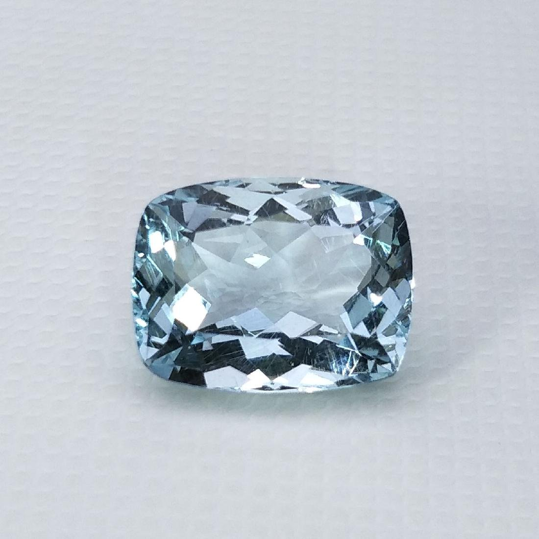 Aquamarine - 4.76 ct
