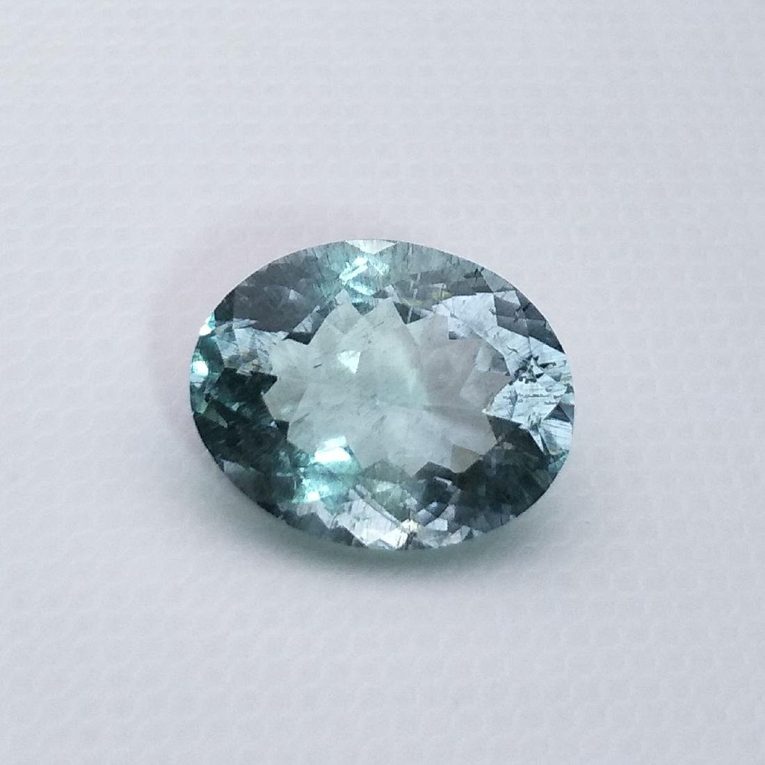 Aquamarine - 5.61 ct