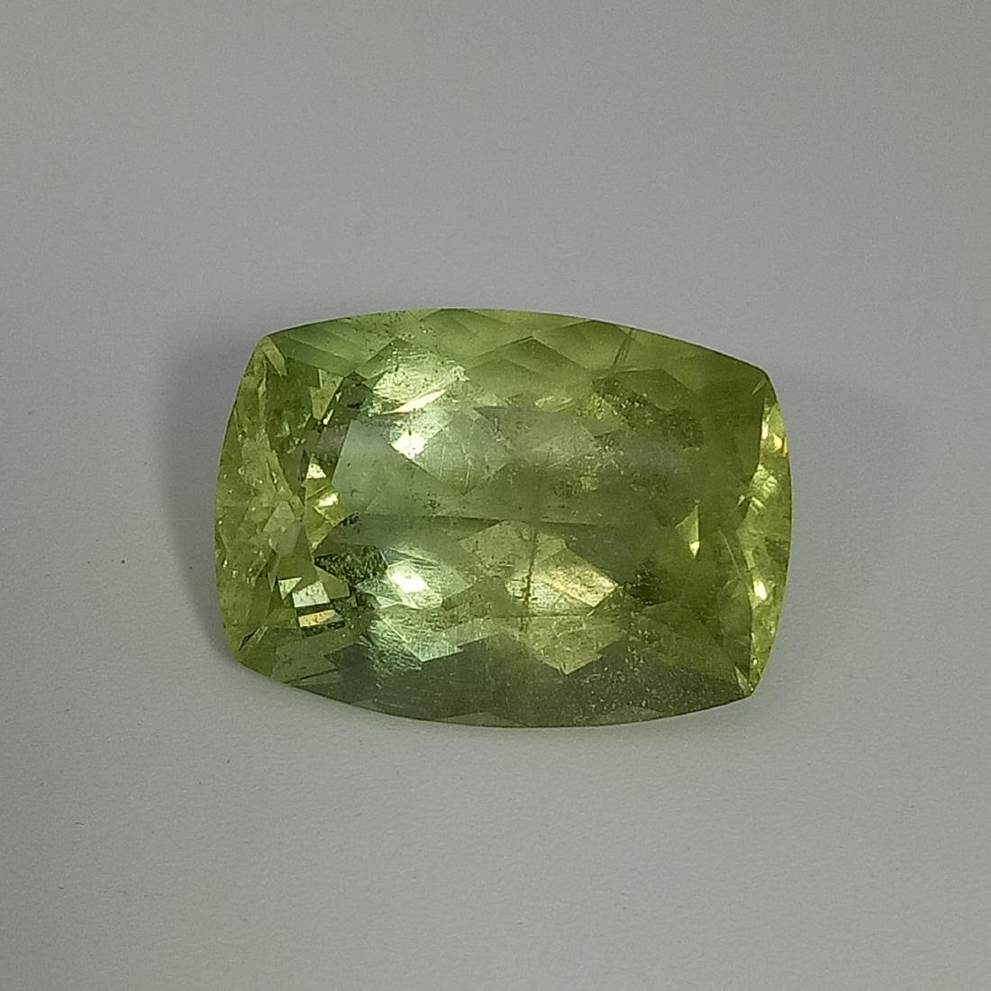 Yellow Beryl - 21.22 ct